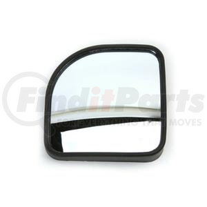 "7230686 by VELVAC - 50 Pack Wedge Stick On Convex Mirror 3.25"" Overall Size, 8.5"" Radius of Curvature"