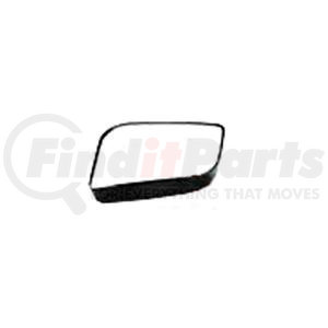 "7183945 by VELVAC - HHR Spotter Mirror 2.5"" x 3.25"", 7.3 Square Inch View Area, 8.5"" Radius of Curvature, Pair-Right and Left Side"