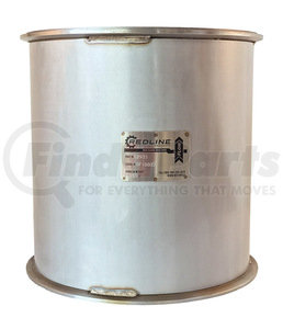 52935 by REDLINE EMISSIONS PRODUCTS - Volvo/Mack MP7 Diesel Particulate Filter