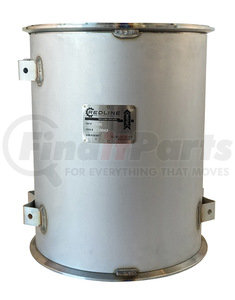 52936 by REDLINE EMISSIONS PRODUCTS - Detroit Diesel Series 60 Diesel Particulate Filter