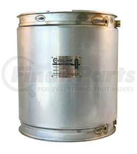 52937 by REDLINE EMISSIONS PRODUCTS - Cummins ISX Diesel Particulate Filter