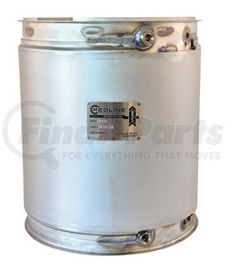 52968 by REDLINE EMISSIONS PRODUCTS - Cummins ISX Diesel Particulate Filter