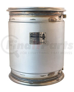 52987 by REDLINE EMISSIONS PRODUCTS - Cummins ISX Diesel Particulate Filter