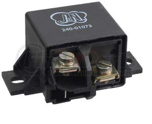 240-01073 by J&N - Power Relay, 12V, 75A, 4 Terminals, SPST, Continuous