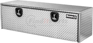 """1705145 by BUYERS PRODUCTS - Additional $150 Flat Rate Shipping, TOOLBOXES aluminum TOOLBOX, underbody,24""""X24""""X60""""ALUM,{2}SST FOLDING - T"""