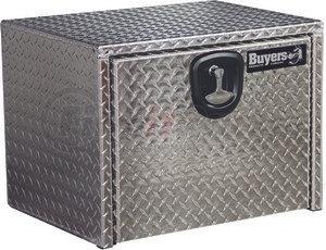 1705160 by BUYERS PRODUCTS - 14x16x24 Inch Diamond Tread Aluminum Underbody Truck Box