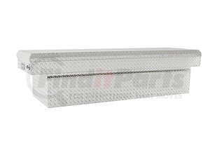 1709305 by BUYERS PRODUCTS - 18x20x71 Inch Diamond Tread Aluminum Crossover Truck Box - Lower Half 11x20x60