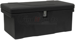 """1712250 by BUYERS PRODUCTS - Black Poly All-Purpose Chest, 22-7/8"""" x 19.5"""" x 51"""""""