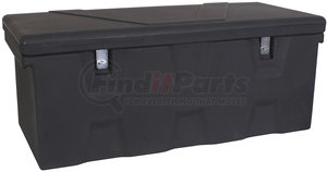 """1712260 by BUYERS PRODUCTS - Black Poly All-Purpose Chest, 22-7/8"""" x 25"""" x 76.5"""""""
