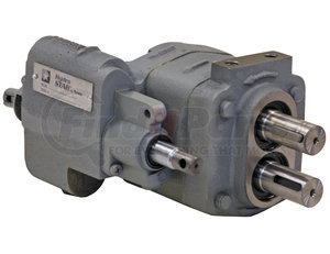 CH101120 by BUYERS PRODUCTS - Remote Mount Hydraulic Pump With Manual Valve And 2 Inch Diameter Gear