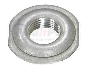 FA038 by BUYERS PRODUCTS - FLANGE, ALUM WELD 3/8in NPT