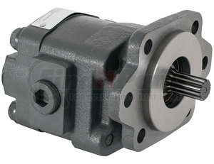 H2136121 by BUYERS PRODUCTS - Hydraulic Gear Pump With 7/8-13 Spline Shaft And 1-1/4 Inch Diameter Gear