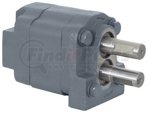 HDS36255 by BUYERS PRODUCTS - Dual Shaft Hydraulic Pump With 2-1/2 Inch Diameter Gear