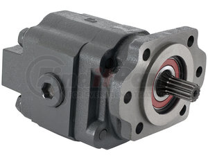 H5036201 by BUYERS PRODUCTS - Hydraulic Gear Pump With 7/8-13 Spline Shaft And 2 Inch Diameter Gear