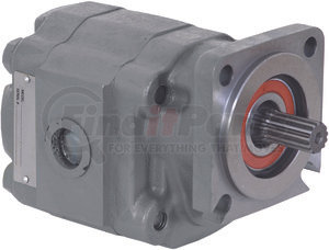 H5134171 by BUYERS PRODUCTS - Live Floor Hydraulic Pump With 1-3/4 Inch Diameter Gear