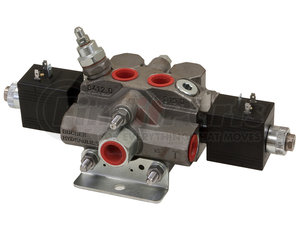 HVE4PB by BUYERS PRODUCTS - Electric Sectional Valve 4-Way/PB