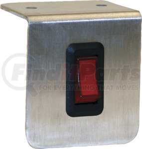 6391001 by BUYERS PRODUCTS - Pre-Wired Single Switch Panel