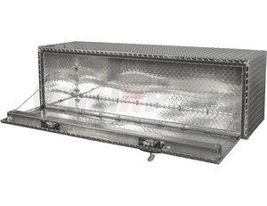 1705110 by BUYERS PRODUCTS - 18x18x48 Inch Diamond Tread Aluminum Underbody Truck Box