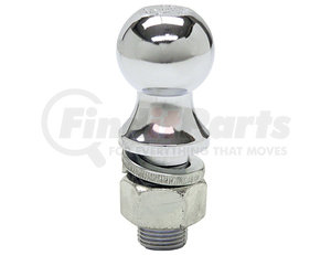 1802020 by BUYERS PRODUCTS - 1-7/8 Inch Chrome Hitch Ball With 1 Inch Shank Diameter x 2-1/8 Inch Long