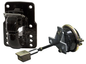 PH55AC by BUYERS PRODUCTS - 50 Ton 10-Hole Air Compensated Pintle Hook Without Chamber