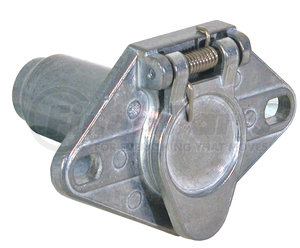TC1006 by BUYERS PRODUCTS - 6-Way Die-Cast Zinc Trailer Connector - Truck-Side