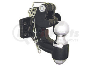 BH102000 by BUYERS PRODUCTS - 10 TON Combination Hitch 2 Inch Ball
