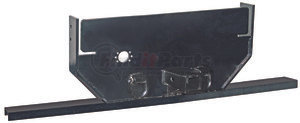"""1809061A by BUYERS PRODUCTS - 1/2"""" Hitch Plate w/ Receiver Tube for Ford Trucks"""