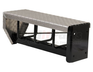 5910024 by BUYERS PRODUCTS - Diamond Tread Aluminum Chain Carrier
