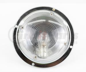 "LT2206 by POWER PRODUCTS - 6-3/8"" Chrome Dome Lamp No Switch"
