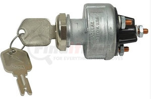 31-292-802P by POLLAK - Pollak, Ignition Switch, 12V, 4 Positions