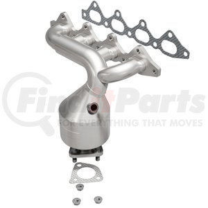 452180 by MAGNAFLOW EXHAUST PRODUCT - DF Converter