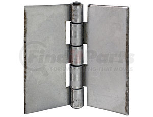 BTSS072018 by BUYERS PRODUCTS - Stainless Butt Hinge .075 x 2 Inch Long with 3/16 Pin and 2 Inch Open Width