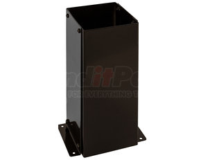 QTT by BUYERS PRODUCTS - Black Powder Coated Steel Console For All Q-Series Triple Lever Control