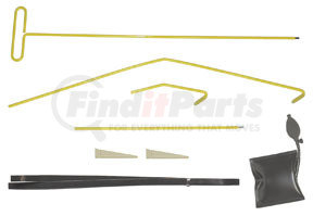 145 by LTI TOOLS - Super Multi-Pc. Easy Access & Inflate-A-Wedge TM Kit