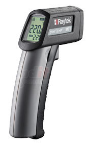 MT6 by RAYTEK - Mini-Temp Thermometer with Laser - 10:1