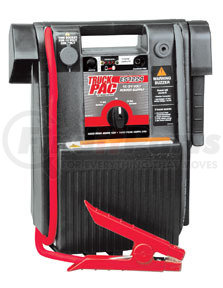ES1224 by BOOSTER PAC - Truck Pac™ 3000 Peak Amp 12/24V Jump Starter