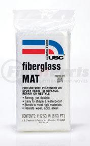 58075 by U. S. CHEMICAL & PLASTICS - Fiberglass Mat 8 sq. ft.