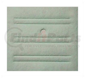 """464120 by VISKON-AIRE - Series 55 20"""" x 48"""" Sticky Tack High Quality Linked Intake Panel Filter - 8 Per Case"""