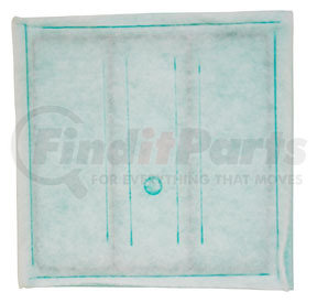 """872000 by VISKON-AIRE - Series 55 High Quality Sticky Tack Intake Panel Filters, 20"""" x 25"""""""