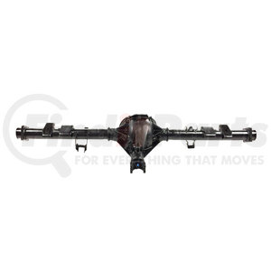 "RAA435-1077C by ZUMBROTA DRIVETRAIN - Reman Complete Axle Assembly for GM 8.5"" 88-95 GM Van 1500 & 2500"