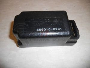 866010-0201 by ASMO - WIPER RELAY