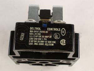20245-82 by DELTROL FLUID PRODUCTS - RELAY
