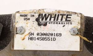 HB148551D by WHITE LIFT-REPLACEMENT - HYD MOTOR