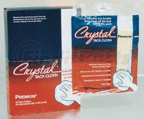 1419 by CRYSTAL - BOND CORPORATION - Premium Tack Cloth, 12-pk