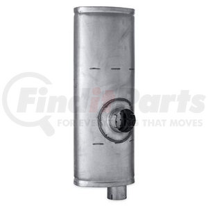 FLT86537M by NAVISTAR - INTERNATIONAL MUFFLER, EXHAUST