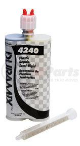 4240 by DURAMIX - Duramix™ Plastic Repair Semi-Rigid 04240, 200 mL