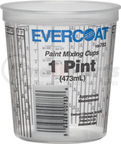 783 by FIBRE GLASS-EVERCOAT - Pint Paint Mixing Cups