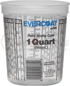 785 by FIBRE GLASS-EVERCOAT - Quart Paint Mixing Cups