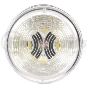"30200C by TRUCK-LITE - 2"" Clear Lamp"