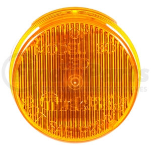 30250Y by TRUCK-LITE - Yellow, 12V Lamp, 2 LED